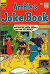 Cover for Archie's Joke Book Magazine (Archie, 1953 series) #110