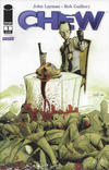 Cover Thumbnail for Chew (2009 series) #1 [Third Printing]