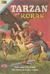 Cover for Tarzán (Editorial Novaro, 1951 series) #240