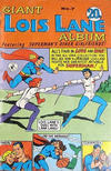 Cover for Giant Lois Lane Album (K. G. Murray, 1964 ? series) #7