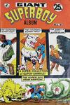 Cover for Giant Superboy Album (K. G. Murray, 1965 series) #8