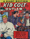 Cover for Kid Colt Outlaw Giant (Horwitz, 1960 ? series) #9