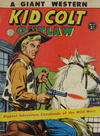 Cover for Kid Colt Outlaw Giant (Horwitz, 1960 ? series) #4