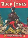 Cover for Cowboy Comics (Amalgamated Press, 1950 series) #71