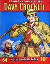 Cover for Cowboy Comics (Amalgamated Press, 1950 series) #168