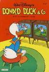 Cover for Donald Duck & Co (Hjemmet / Egmont, 1948 series) #42/1981