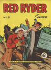 Cover for Red Ryder Comics (World Distributors, 1954 series) #51
