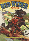Cover for Red Ryder Comics (World Distributors, 1954 series) #55