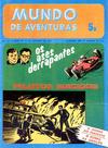 Cover for Mundo de Aventuras (Agência Portuguesa de Revistas, 1973 series) #2