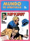 Cover for Mundo de Aventuras (Agência Portuguesa de Revistas, 1973 series) #3