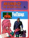 Cover for Mundo de Aventuras (Agência Portuguesa de Revistas, 1973 series) #4