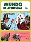 Cover for Mundo de Aventuras (Agência Portuguesa de Revistas, 1973 series) #7