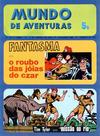 Cover for Mundo de Aventuras (Agência Portuguesa de Revistas, 1973 series) #14