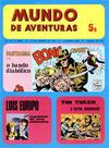 Cover for Mundo de Aventuras (Agência Portuguesa de Revistas, 1973 series) #15