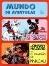 Cover for Mundo de Aventuras (Agência Portuguesa de Revistas, 1973 series) #18