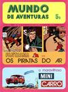 Cover for Mundo de Aventuras (Agência Portuguesa de Revistas, 1973 series) #20