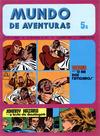 Cover for Mundo de Aventuras (Agência Portuguesa de Revistas, 1973 series) #25
