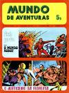 Cover for Mundo de Aventuras (Agência Portuguesa de Revistas, 1973 series) #27