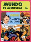 Cover for Mundo de Aventuras (Agência Portuguesa de Revistas, 1973 series) #32