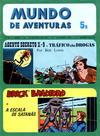 Cover for Mundo de Aventuras (Agência Portuguesa de Revistas, 1973 series) #33