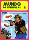Cover for Mundo de Aventuras (Agência Portuguesa de Revistas, 1973 series) #34