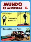 Cover for Mundo de Aventuras (Agência Portuguesa de Revistas, 1973 series) #35