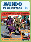 Cover for Mundo de Aventuras (Agência Portuguesa de Revistas, 1973 series) #37