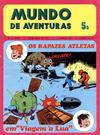 Cover for Mundo de Aventuras (Agência Portuguesa de Revistas, 1973 series) #38