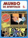 Cover for Mundo de Aventuras (Agência Portuguesa de Revistas, 1973 series) #39