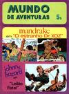 Cover for Mundo de Aventuras (Agência Portuguesa de Revistas, 1973 series) #40