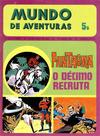Cover for Mundo de Aventuras (Agência Portuguesa de Revistas, 1973 series) #42
