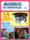 Cover for Mundo de Aventuras (Agência Portuguesa de Revistas, 1973 series) #43