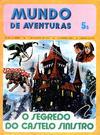 Cover for Mundo de Aventuras (Agência Portuguesa de Revistas, 1973 series) #44