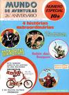 Cover for Mundo de Aventuras (Agência Portuguesa de Revistas, 1973 series) #46