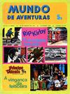 Cover for Mundo de Aventuras (Agência Portuguesa de Revistas, 1973 series) #47