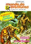 Cover for Mundo de Aventuras Especial (Agência Portuguesa de Revistas, 1975 series) #2
