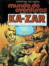 Cover for Mundo de Aventuras Especial (Agência Portuguesa de Revistas, 1975 series) #4