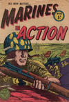 Cover for Marines in Action (Horwitz, 1953 series) #10