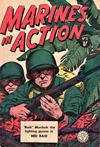 Cover for Marines in Action (Horwitz, 1953 series) #5