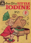 Cover for Little Iodine (Yaffa / Page, 1950 ? series) #21