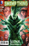Cover for Swamp Thing (DC, 2011 series) #26