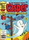 Cover for Casper Digest (Harvey, 1986 series) #4