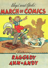 Cover Thumbnail for March of Comics (1946 series) #23 [Boys' and Girls' variant]