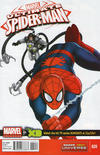 Cover for Marvel Universe Ultimate Spider-Man (Marvel, 2012 series) #20