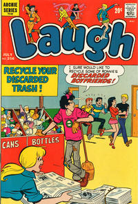 Cover Thumbnail for Laugh Comics (Archie, 1946 series) #256