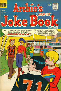 Cover Thumbnail for Archie's Joke Book Magazine (Archie, 1953 series) #161