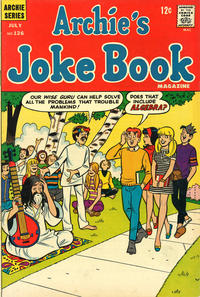 Cover Thumbnail for Archie's Joke Book Magazine (Archie, 1953 series) #126