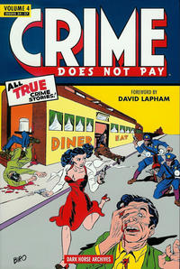 Cover Thumbnail for Crime Does Not Pay Archives (Dark Horse, 2012 series) #4