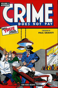 Cover Thumbnail for Crime Does Not Pay Archives (Dark Horse, 2012 series) #5