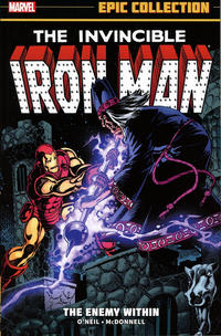 Cover Thumbnail for Iron Man Epic Collection (Marvel, 2013 series) #10 - The Enemy Within